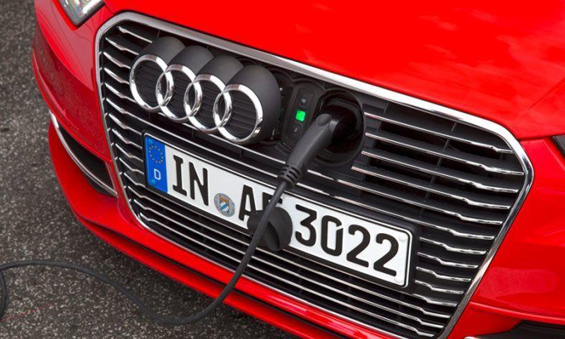 Audi Ladeinfrastruktur