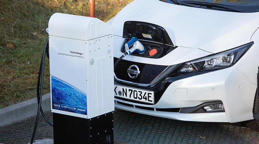 Elektroauto stabilisiert deutsches Stromnetz