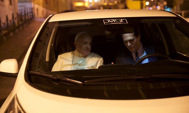 Vatikan Elektroauto