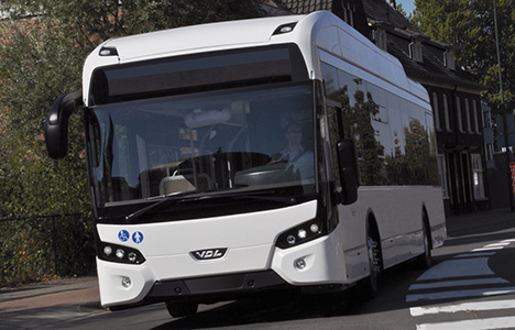 E-Bus: Citea SLF Electric