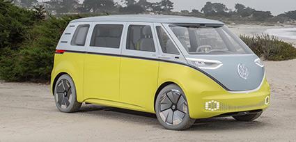ID. Buzz von Volkswagen