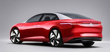 ID. Vizzion von Volkswagen