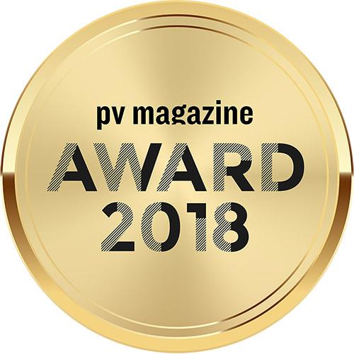 The Mobility House erhält PV Magazine Annual Award