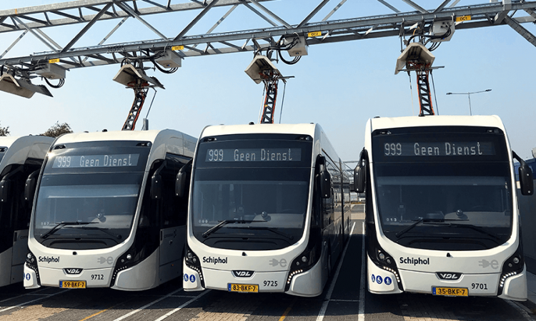 10 MWh a day:  The Mobility House manages one of the largest electric bus fleets in Europe