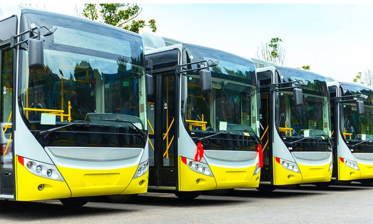 Efficient charging of electric buses thanks to new comfort functions