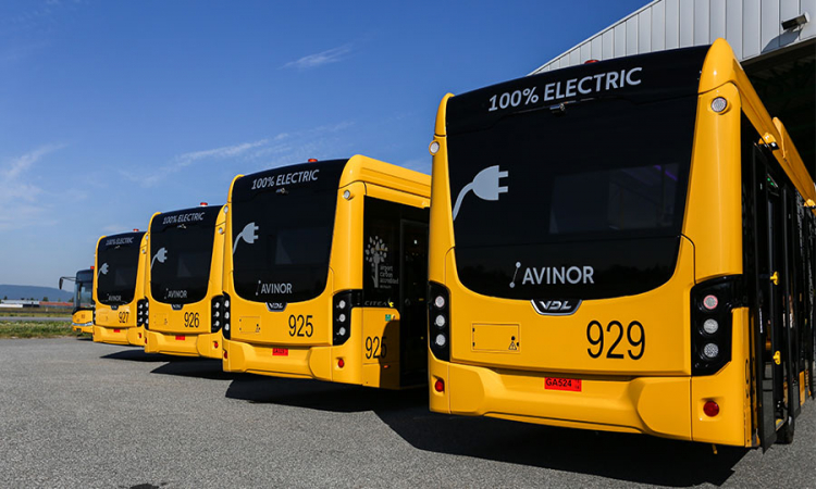 The Mobility House supports Avinor on its way to Oslo's climate-neutral airport