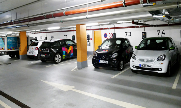 """All round care packages"" to drive the electric mobility in Mainz and its surroundings forward"
