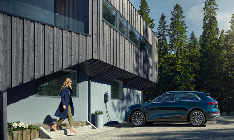 Audi extends cooperation with the Mobility House