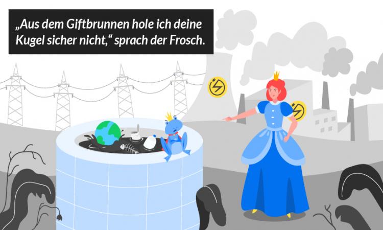 Märchen der Elektromobilität: Es war einmal...ein Elektroauto, das schlecht fürs Klima war!