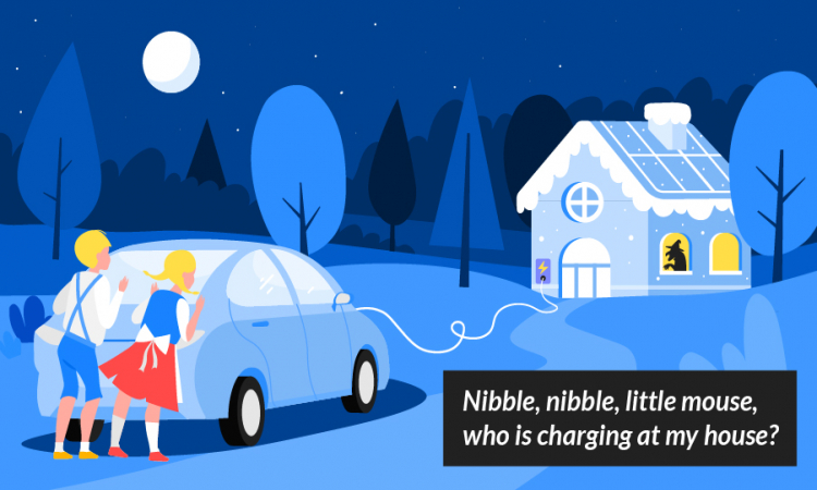 Fairy tales of e-mobility: Once upon a time…it was dangerous to drive an electric vehicle!