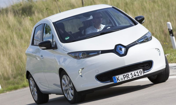 Charge your Renault Zoe at Great Rates and Save Money