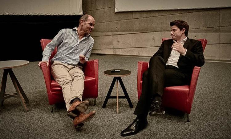 Thomas Raffeiner spricht über das Ende der Ölzeit bei den TUM Speakers Series