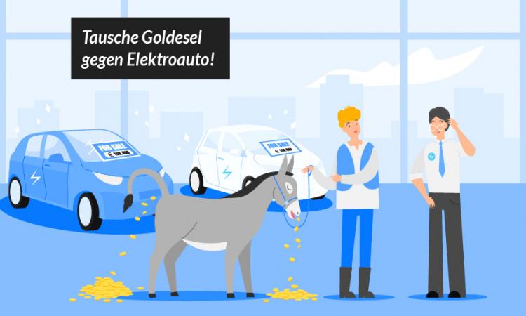 Märchen der Elektromobilität: Es war einmal…ein teurer Kaufpreis für Elektroautos!