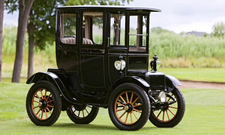 Short history of the electric vehicle