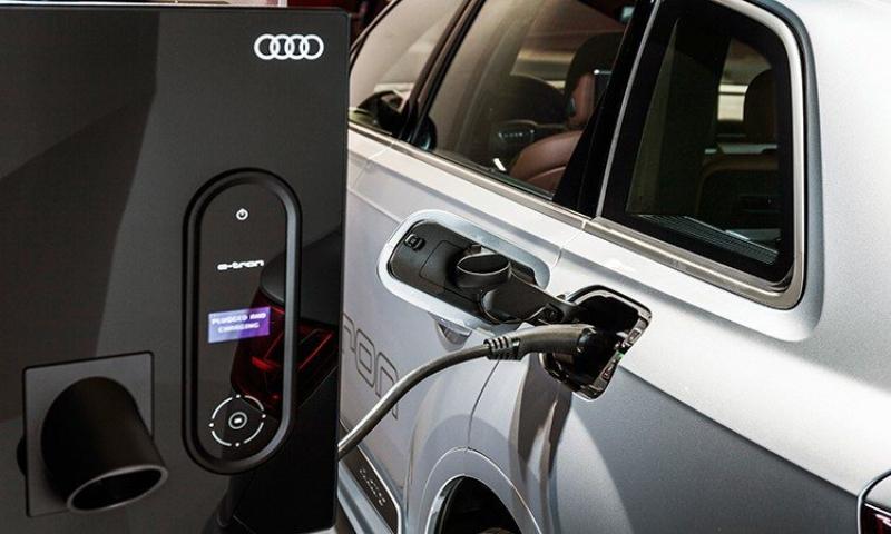 Kostenloser Home Check bei Kauf eines neuen Audi e-tron Modells
