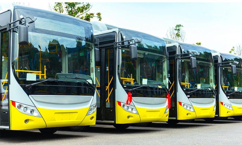 Elektrobusse effizient laden dank neuer Komfortfunktionen