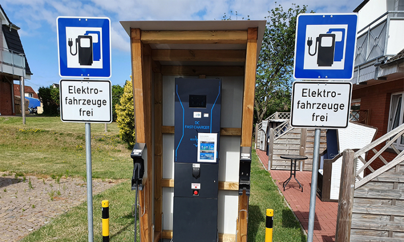 Series on charging in accordance with calibration laws: How hotel operators and providers of holiday accommodation can invoice electricity for charging electric cars