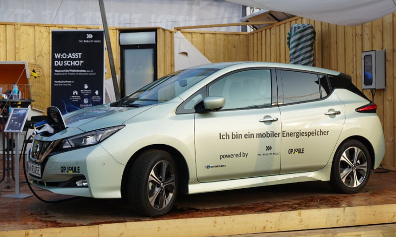 German Association of the Automotive Industry supports The Mobility House's Vehicle-to-Grid Vision