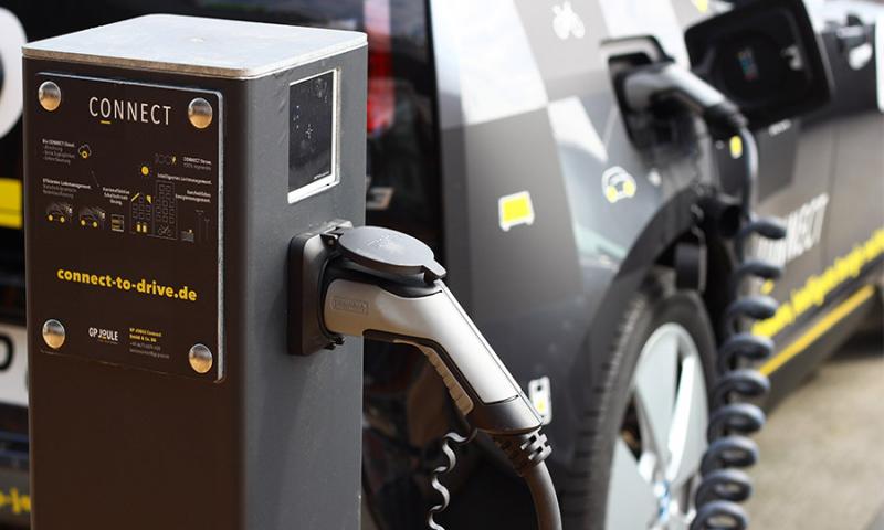 Neue Partnerschaft zwischen The Mobility House und GP JOULE CONNECT verfolgt attraktive Innovationen für die E-Mobilität