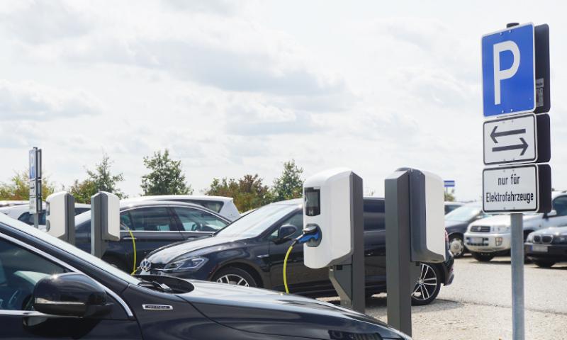 Océ elektrisiert: The Mobility House baut Ladeinfrastruktur für Canon-Tochter auf