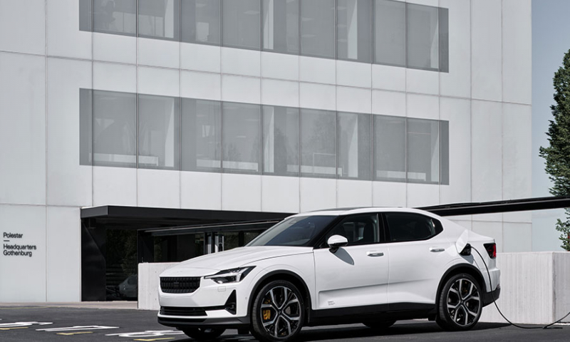 The Mobility House wird Ladepartner von Polestar