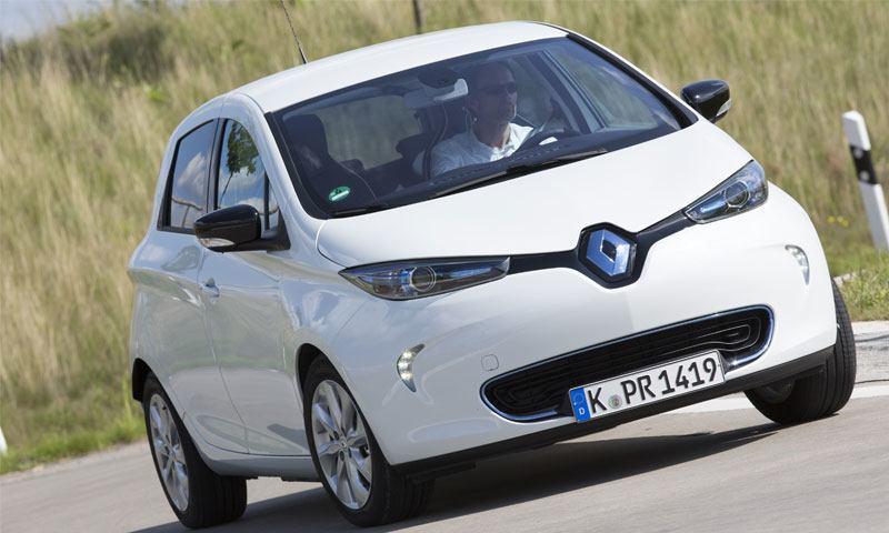 Renault ZOE günstig laden und Geld sparen