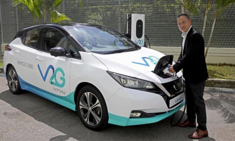 SP Group (Singapur) stärkt mit Investition in The Mobility House Potenziale der Elektromobilität