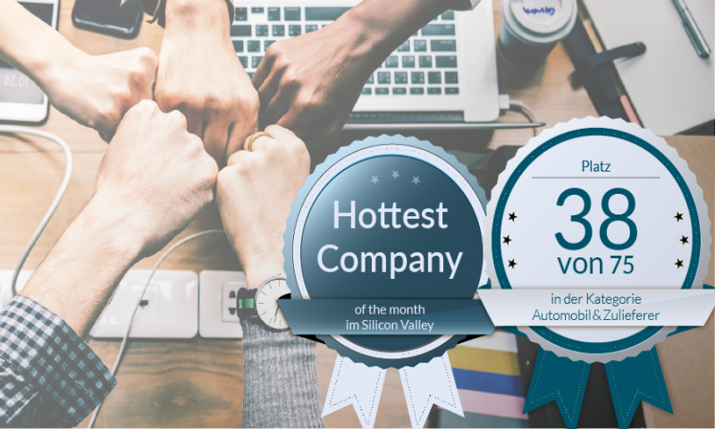 The Mobility House receives awards as Top Employer and Hottest Company