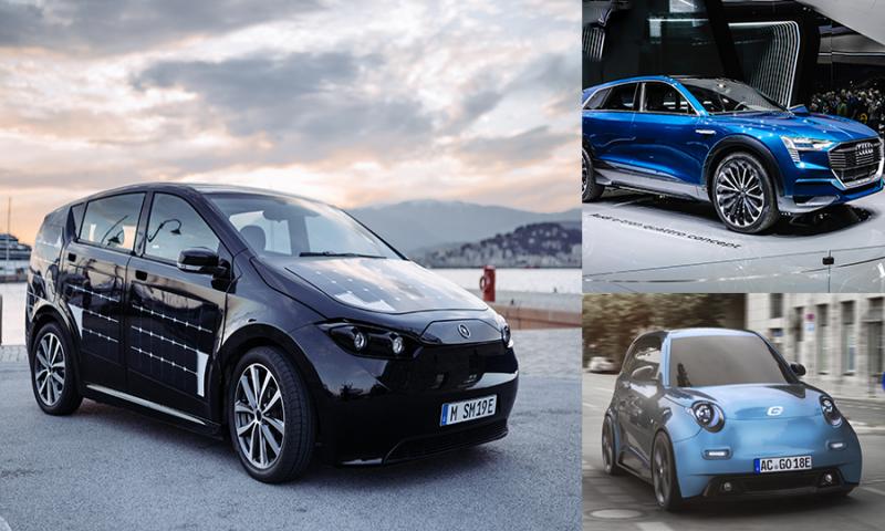 Die besten Elektroautos 2019