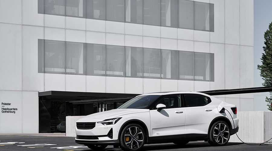 The Mobility House is charging partner of Polestar