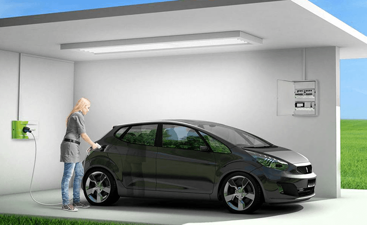 Funding for Charging Stations for Electric Cars in Munich