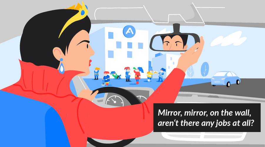 Fairy tales of e-mobility: Once upon a time... electromobility was a job killer!