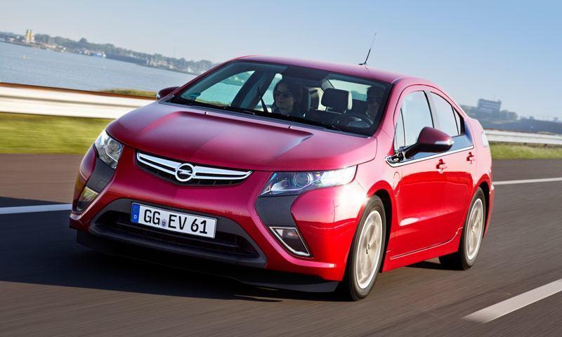 Elektromobilität: Opel Austria setzt beim Ampera auf Kooperation mit The Mobility House