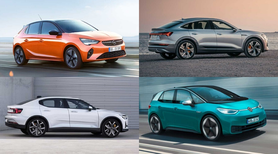 The best electric cars for 2020