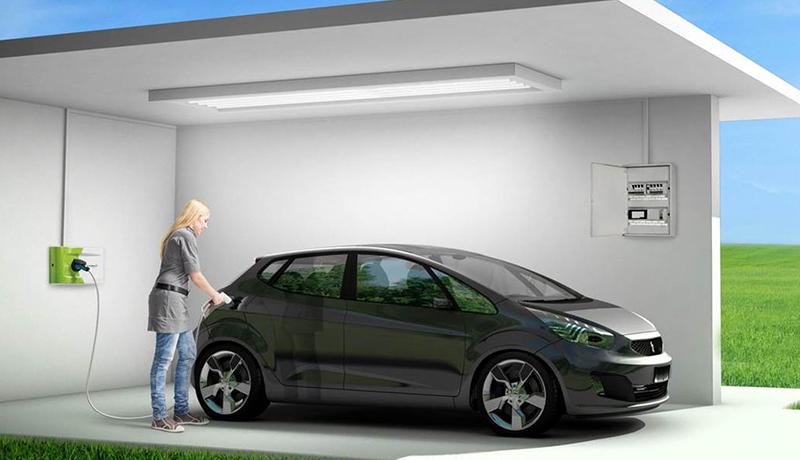 Förderung von Ladestationen für Elektrofahrzeuge in München