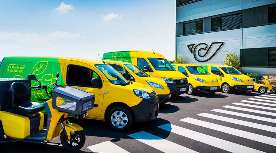 Connexxion electric bus fleet