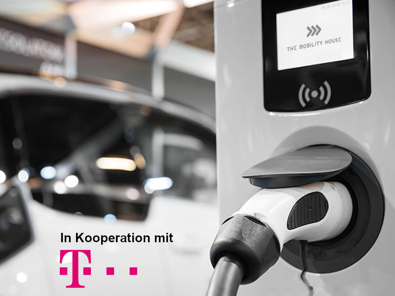 Kooperation Telekom & The Mobility House