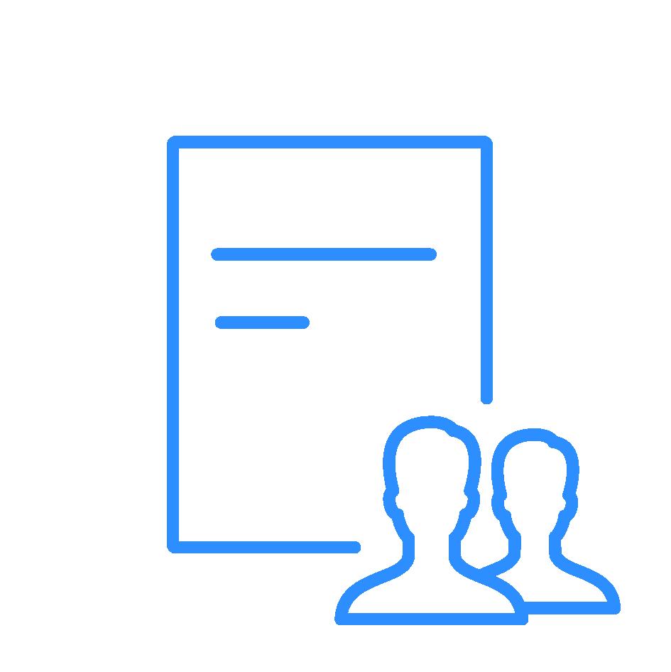 Icon - Hinzufügen weiterer Nutzer