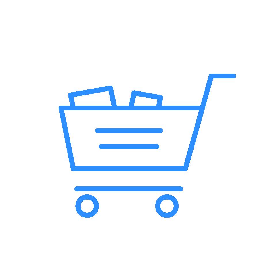 Icon - Einsehen und Verwalten aller Bestellungen