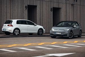 Elektroauto VW ID3