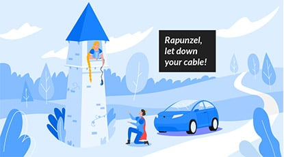 Fairy Tales of E-Mobility - E-myths explained by The Mobility House
