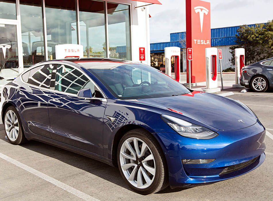 Tesla Model 3 - neues Modell