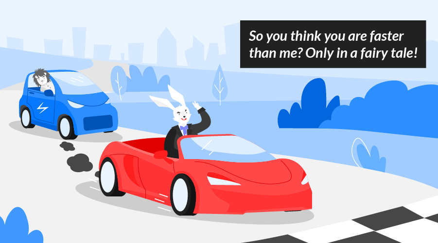 Fairy Tales of E-Mobility - Part 4: Fun free driving experience