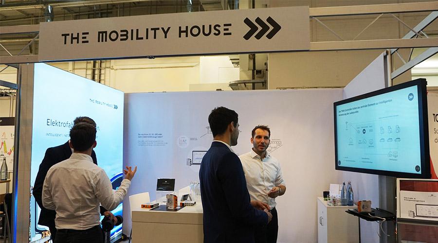 The Mobility House präsentiert intelligente Ladelösungen auf der E-World