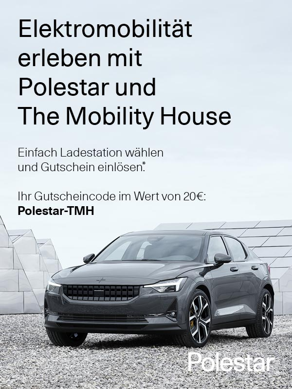 Kooperation Polestar & The Mobility House