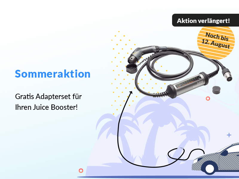 Sommeraktion Juice Booster