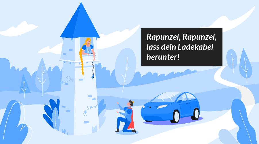 Märchen der Elektromobilität - #3: Zu wenig Ladepunkte