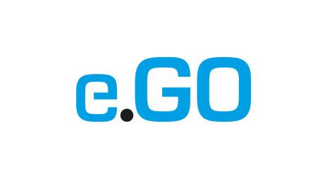 e.GO Logo