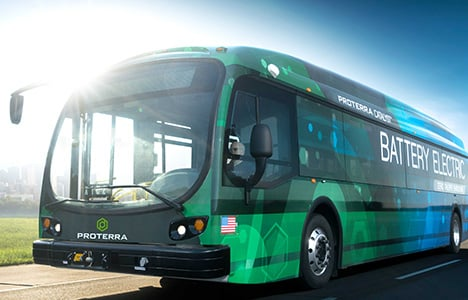 E-Bus: Proterra Catalyst E2 40