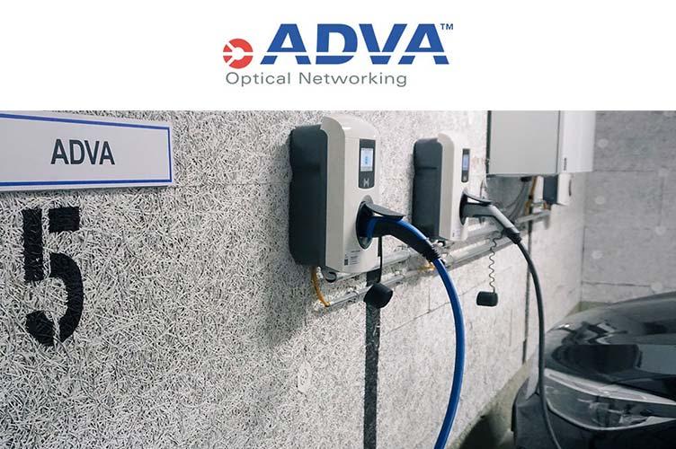 Referenz Elektrifizierung Firmensitz: ADVA